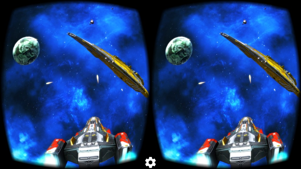 Deep Space Battle VR – VR Codex