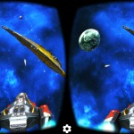Deep Space Battle VR
