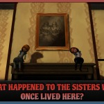 Sisters A Virtual Reality Ghost Story
