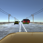 VR Racer Highway Traffic 360 Google Cardboard 1